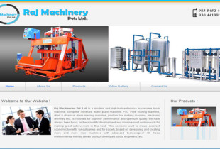 Raj Machinery